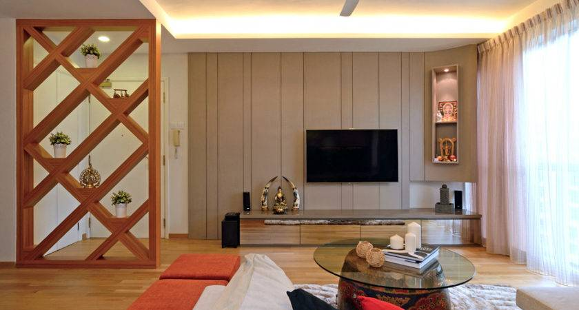 Cozy Modern Home Singapore Developed Indian