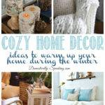 Cozy Warm Home Decor Ideas Domestically Speaking