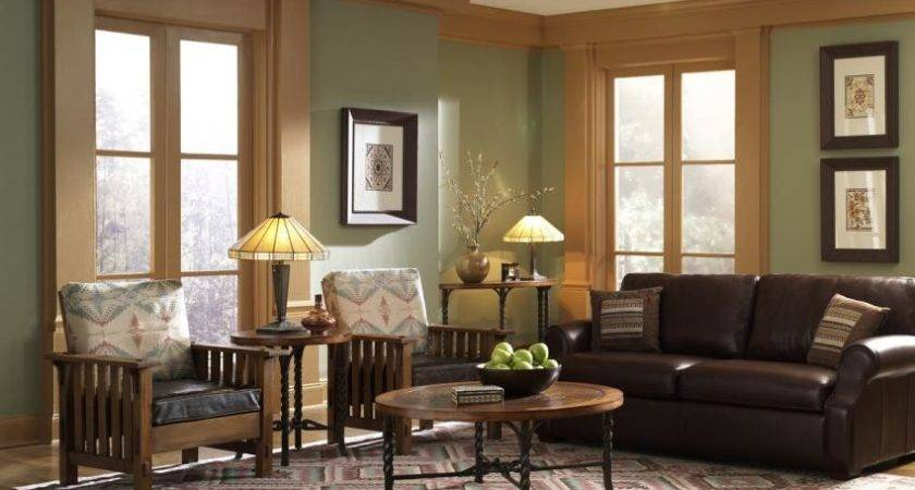 Craftsman Style Interior Paint Colors Myideasbedroom