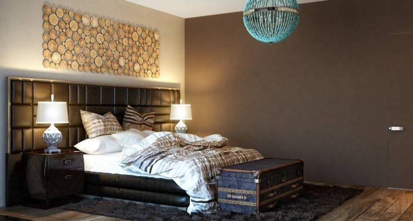 Cream Brown Rust Bedroom Design Ipc Unique