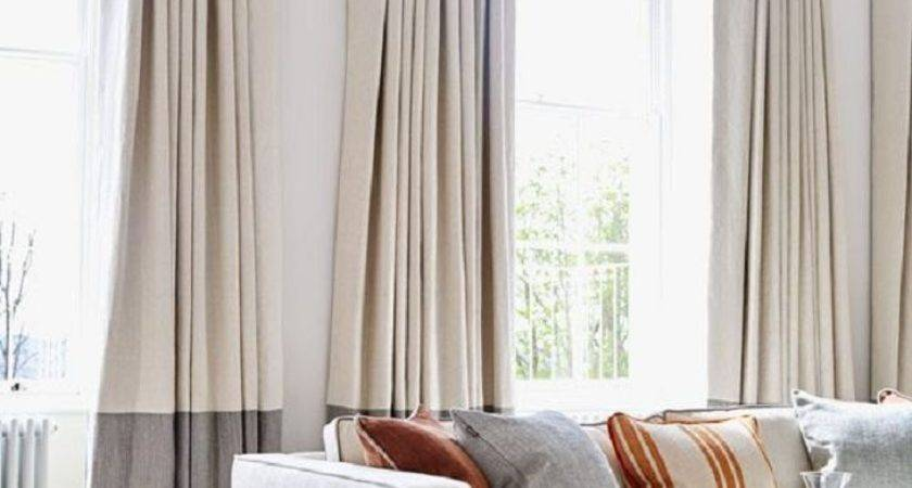 Cream Curtains Grey Walls Curtain Menzilperde
