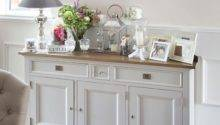 Cream Dining Room Sideboard Decorating Housetohome