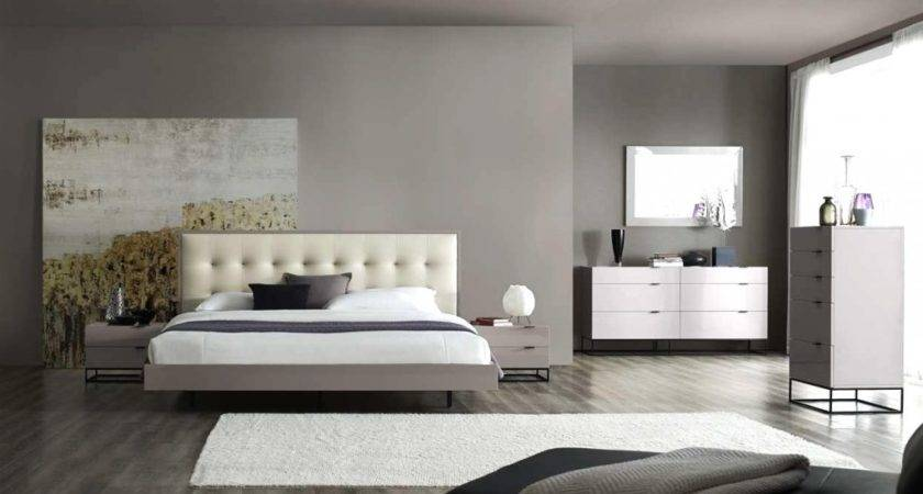 Cream Lacquer Bedroom Furniture Collections
