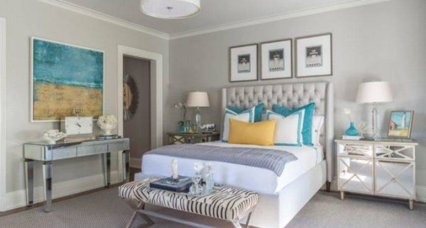 Create Soothing Atmosphere Turquoise Bedroom Cor