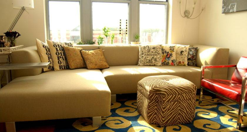 Creating Ideas Eclectic Living Room Furniture