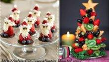 Creative Christmas Decorating Ideas Fruits