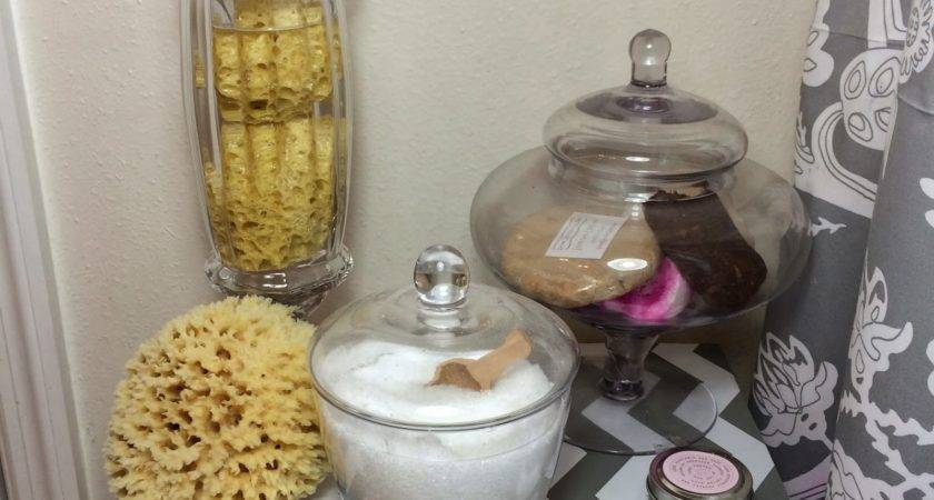 Cult Nails Blog Mini Bathroom Apothecary Jars