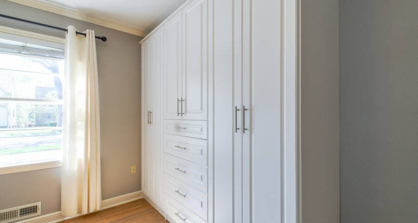 Custom Wardrobe Walk Closet Closets Twin