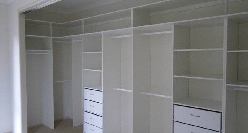 Custom Wardrobes Built Walk
