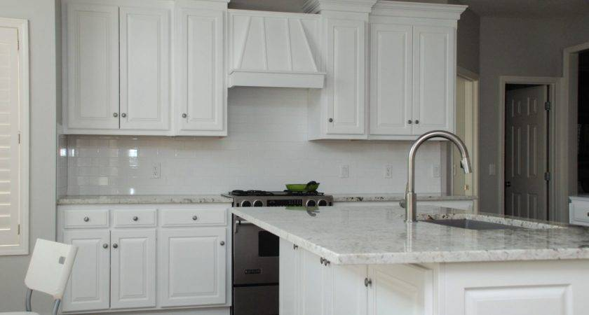 Custom White Transitional Kitchen Belak Woodworking Lls