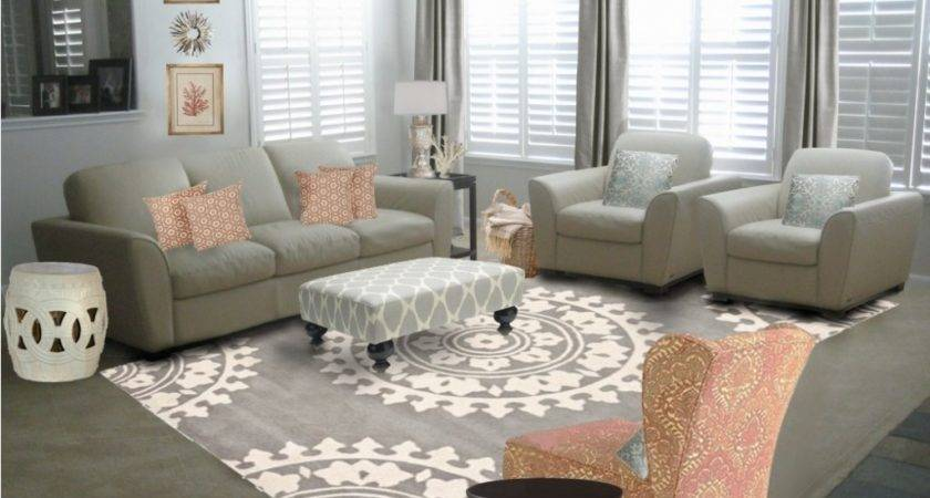 Cute Blue Gray Living Room Ideas Greenvirals Style