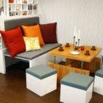 Dadka Modern Home Decor Space Saving Furniture