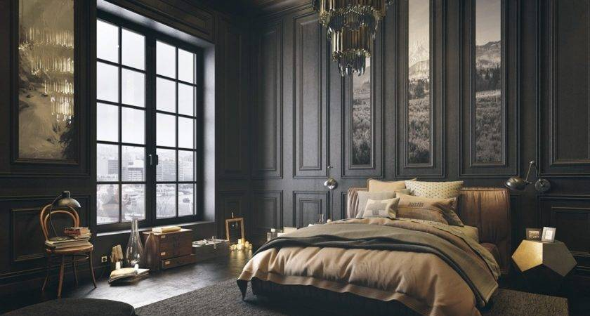 Dark Bedrooms Designs Inspire Sweet Dreams