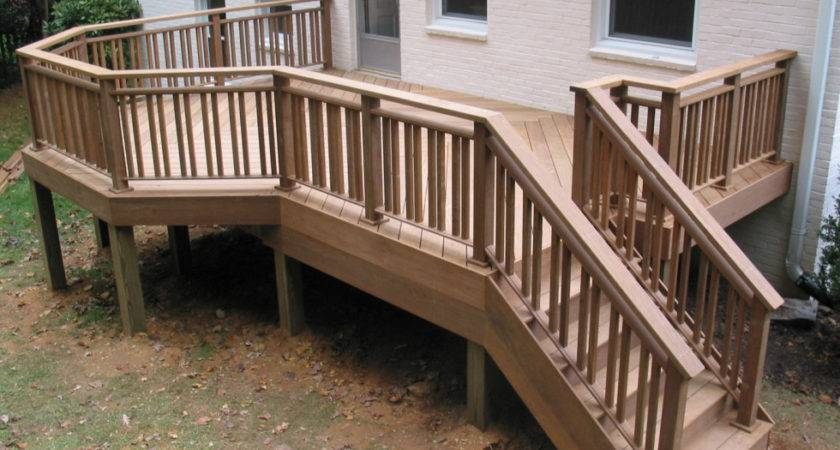 Deck Railing Home Improvement Resource