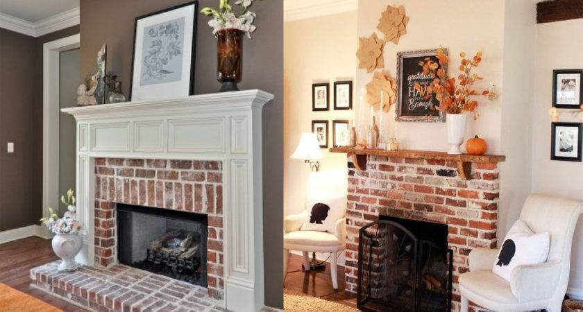 Decor Small Living Room Fireplace Luxury Exposed