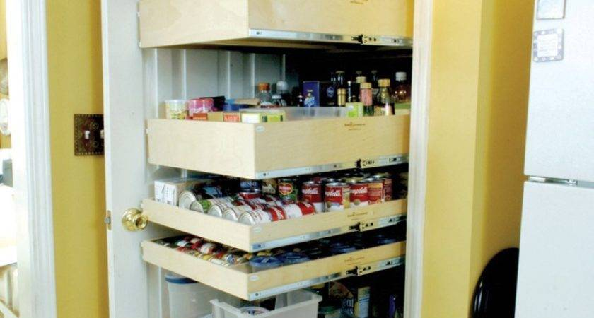 Decorate Ikea Pull Out Pantry Your Kitchen Say
