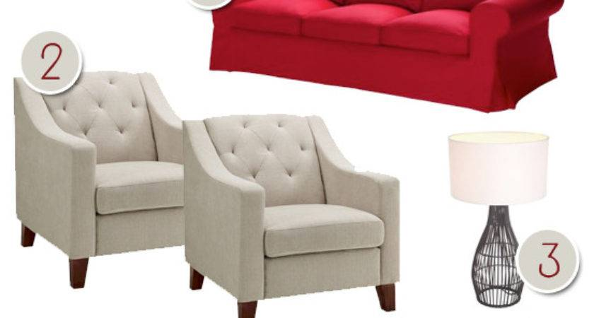 Decorate Living Room Red Couch Coupon Karma