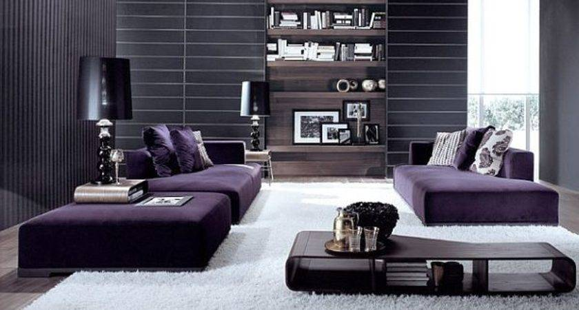 Decorate Purple Dynamic Ways