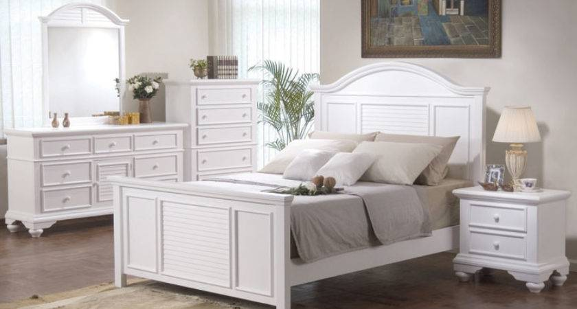 Decorate Room White Colored Bedroom Sets Latest