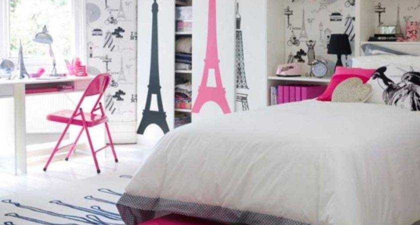 Decorate Teenage Girl Room Small Space