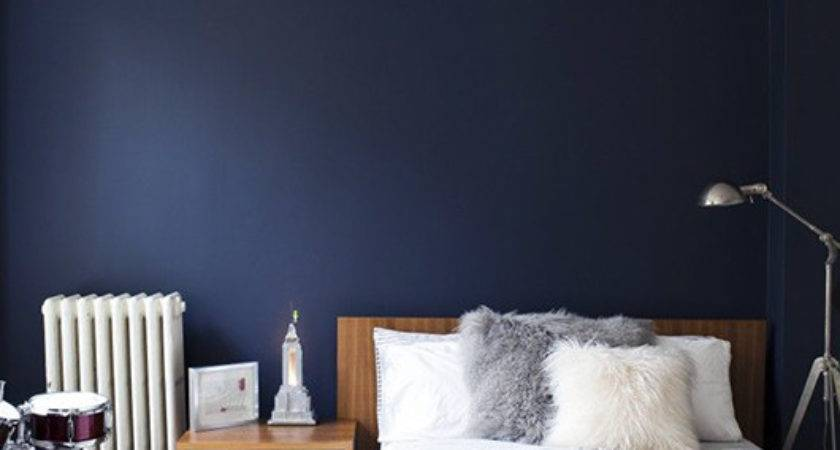 Decorate Your Apartment Navy Blue Stylecaster