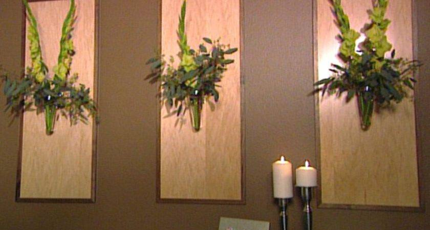 Decorate Your Bedroom Wood Panels Hgtv