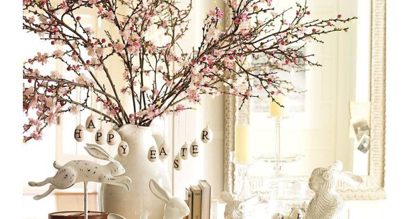 Decorate Your Home Easter Homedee