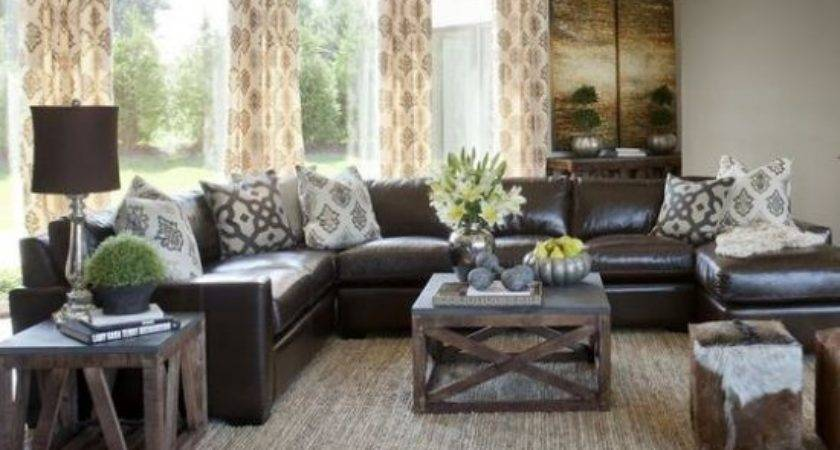 Decorate Your Living Area Around Charming