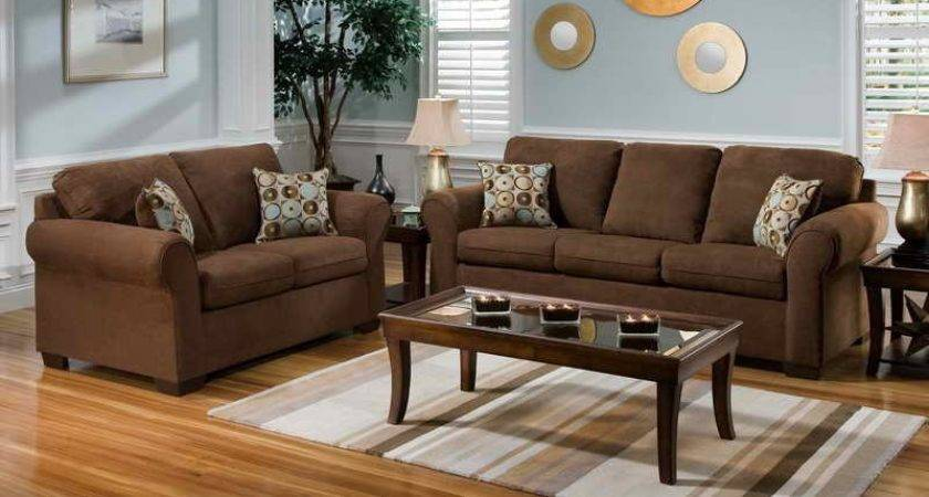 Decorating Ideas Living Room Brown Furniture
