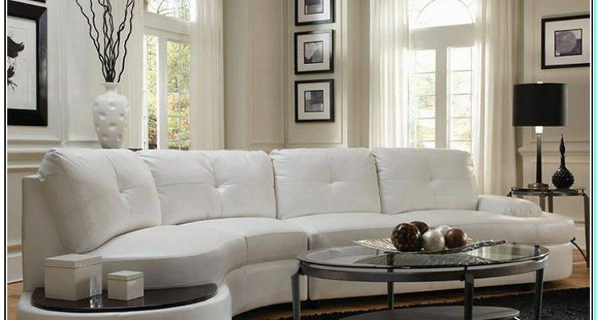 Decorating Ideas Living Room White Leather