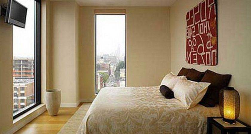 Decorating Ideas Small Bedrooms Spaces