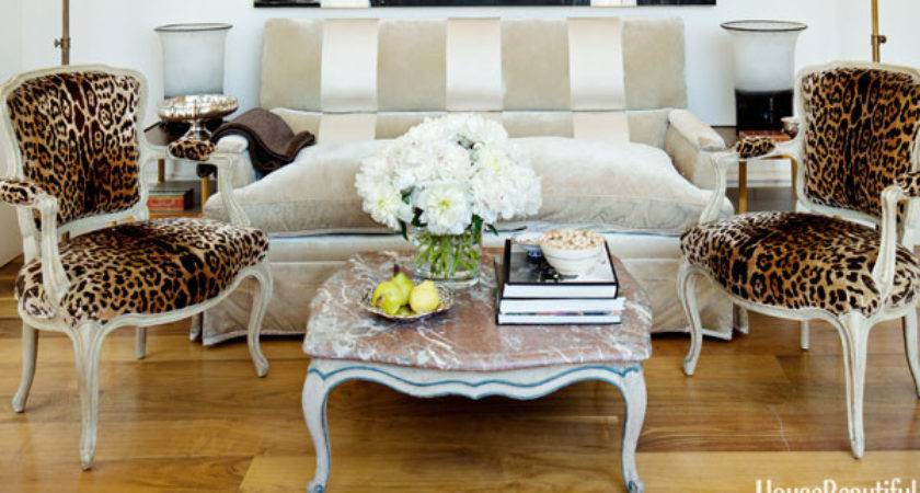 Decorating Leopard Print Home Decor