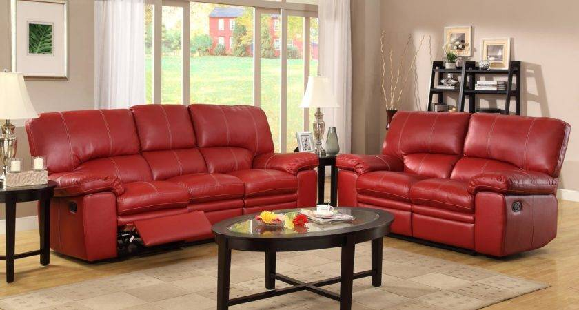Decorating Red Leather Furniture Iron Blog