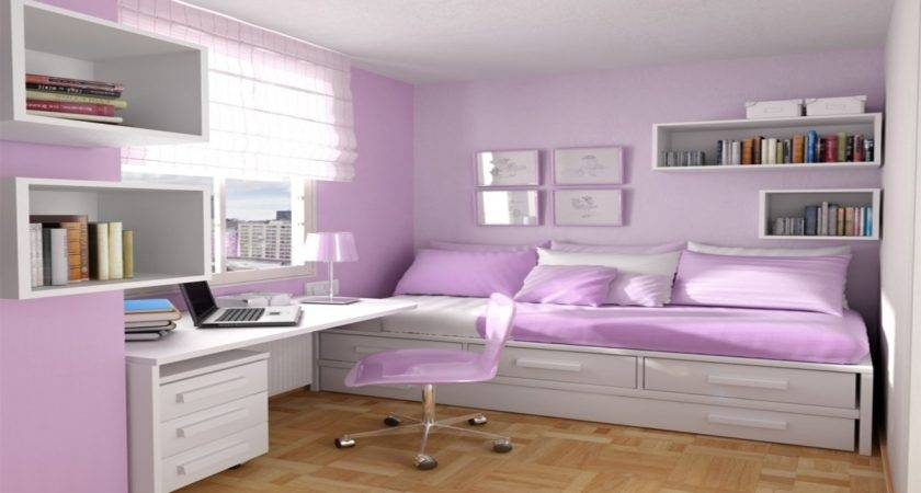 Decorating Small Rooms Ideas Bedroom Young