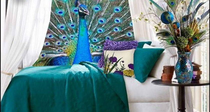 Decorating Theme Bedrooms Maries Manor Peacock