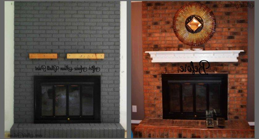 Decoration Fireplace Designs Brick Stone Accent Wall