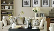 Decorative Neutral Black Living Room Better Homes