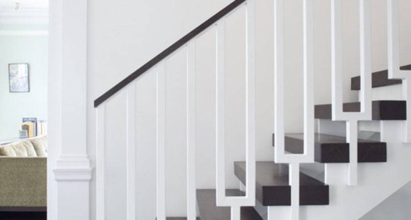 Design Decisions Stair Railing