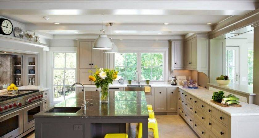 Design Ideas Kitchens Without Upper Cabinets Hgtv