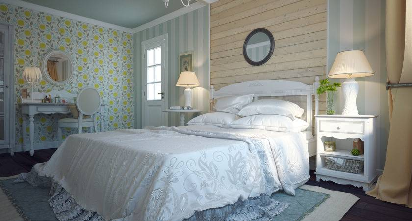 Design Provence Style Bedroom