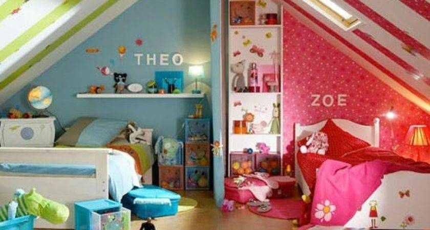 Design Solutions Shared Kids Bedrooms Apartment Therapy