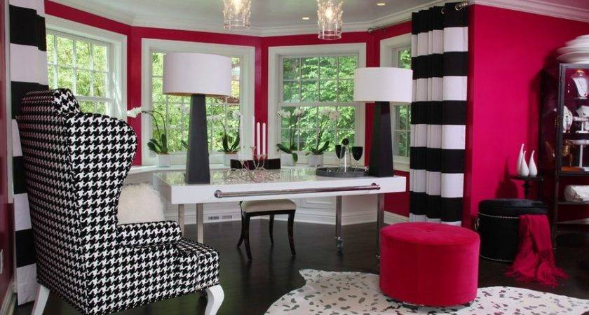 Designing Your Home Office Professional White Accent