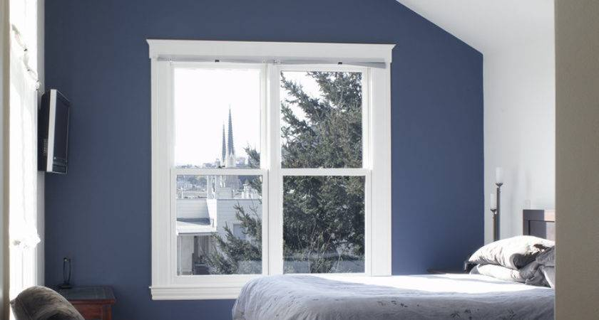 Different Blue Shades Bedroom Tales