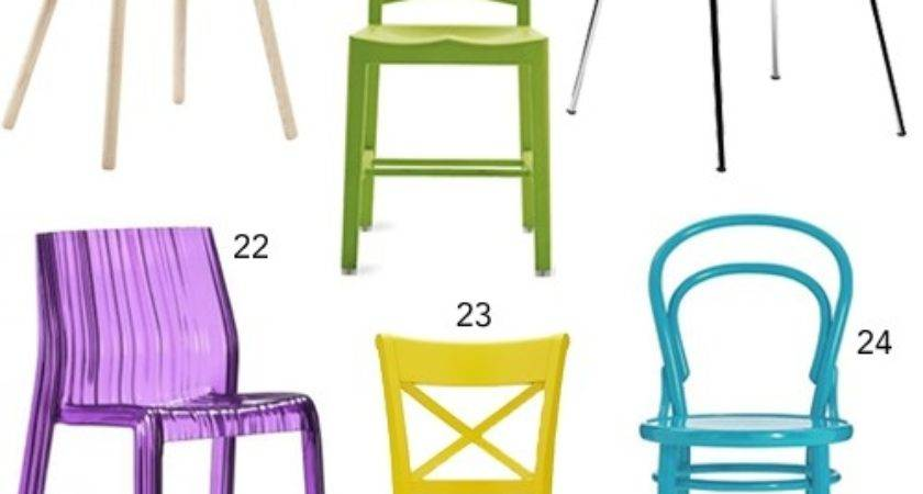 Dining Chairs Awesome Colorful Ideas