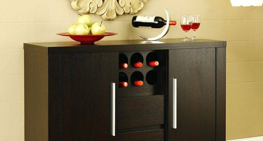 Dining Furniture Buffet Credenza Homes Decoration Tips