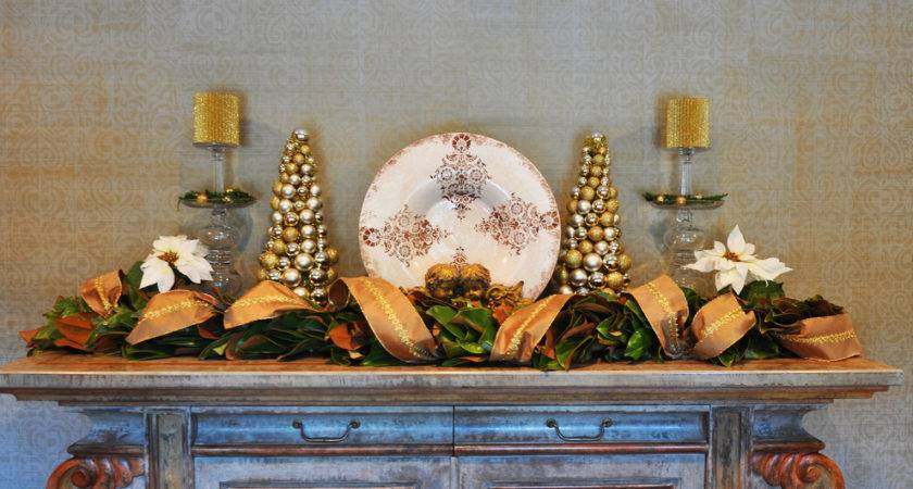 Dining Room Buffet Decor Traditional