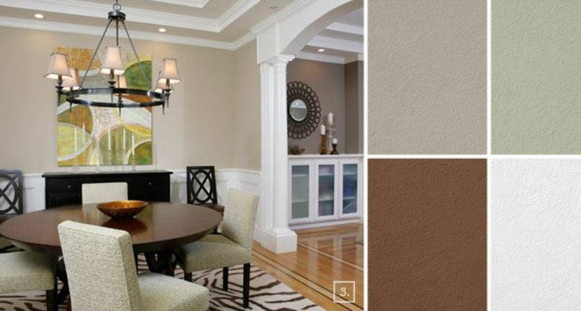 Dining Room Colors Paint Scheme Ideas Home Tree Atlas