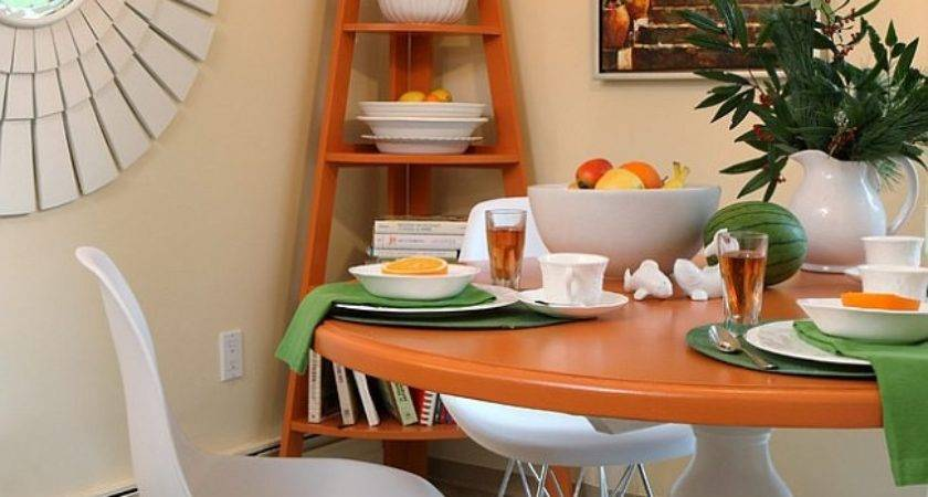 Dining Room Corner Decorating Ideas Space Saving Solutions