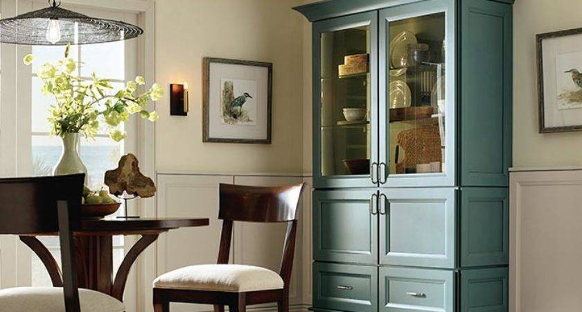 Dining Room Storage Cabinet Diamond Cabinetry