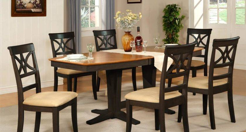 Dining Room Table Chairs Grasscloth